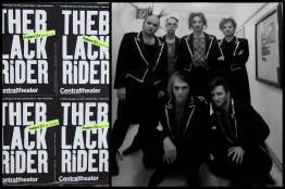 The Black Rider am Central Theater Leipzig
