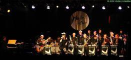 Nina Hagen und die Leipzig Big Band in Montreux