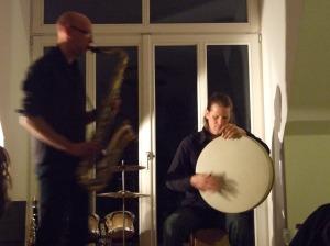 Hauskonzert II gemeinsam mit Peter Kuhnsch