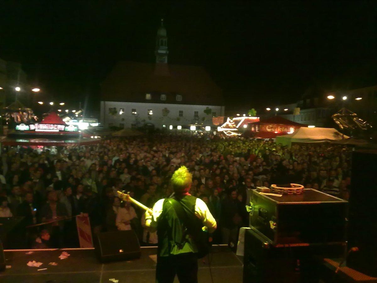 Sängerfest in Finsterwalde