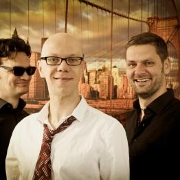 manhattan.radio.trio - Jazzband aus Leipzig