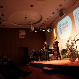manhattan.radio.trio / Gründerpreis Preisverleihung