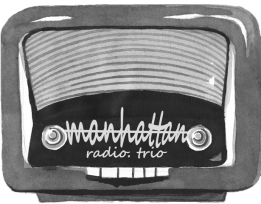 logo_manhattan_radio_trio by marko raffler