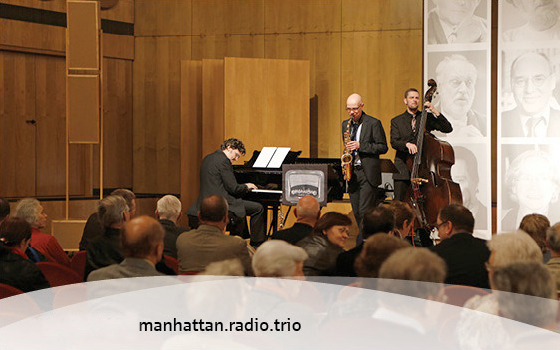 manhattan.radio.trio @ Leipziger Gespräche April 2013