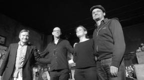 Holger Teschke, Volker Dahms, Eva Klesse, Steffen Greisiger @ Seebühne Hiddensee