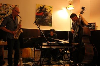 manhattan.radio.trio - Volker Dahms, Steffen Greisiger & Christian Sievert