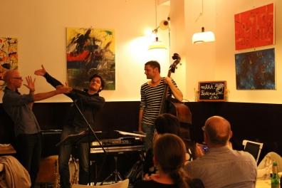 manhattan.radio.trio - Volker Dahms, Steffen Greisiger & Christian Sievert (2)