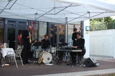 manhattan.radio.trio beim Leipziger Gründerpreis (c) Sparkasse Leipzig/ Jördis Dörner