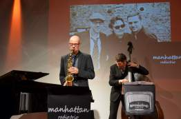 manhattan.radio.trio l Volker Dahms l Christian Sievert (c) Leipzig School of Media