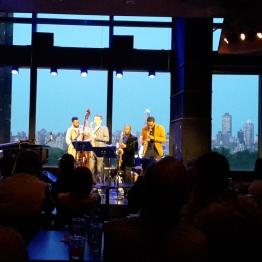Tivon Pennicott im Dizzy's Club Coca-Cola - Jazz at Lincoln Center