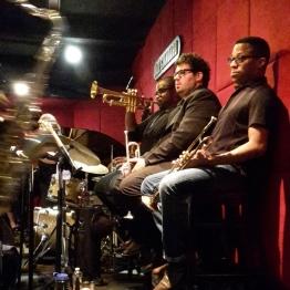 Soundcheck der Mingus Big Band