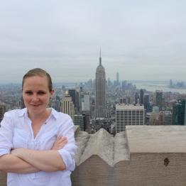 Eva Klesse vom Rockefeller Center