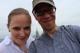 Must have picture w/ Eva Klesse in NYC
