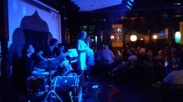 Club Gig in der Ganesh Jazz Bar Suzhou