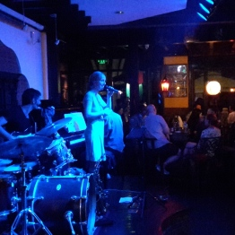 Club Gig in der Ganesh Jazz Bar Suzhou