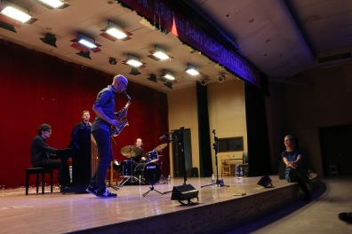 Jorinde Jelen Band/ Nanjing Jazz Festival, China