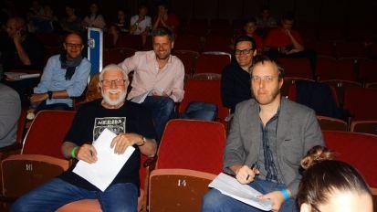 Jury Litvonov m. B. Mongomery, Ch. Sievert, St. Greisiger, J. Zomer