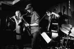 Jorinde Jelen Band beim Frühlingzz Benefizz Jazz @ Telegraph Leipzig