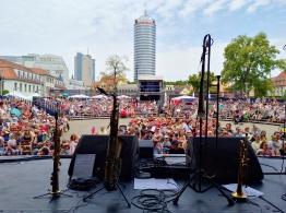 Kulturarena Jena/ August 2018