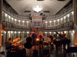 Jorinde Jelen Band im Theater Putbus/ August 2018