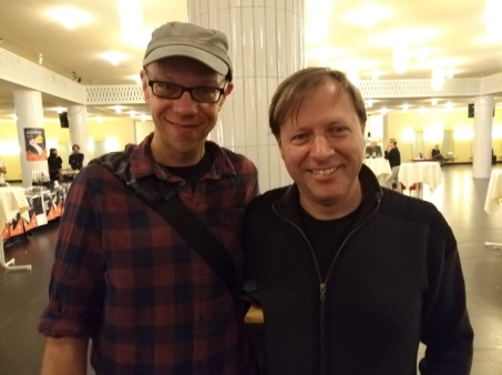 w/ Chris Potter/ Oktober 2018