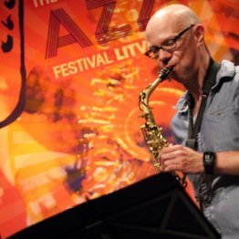 Volker Dahms @ Litvinov Jazz Festival