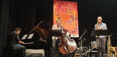 manhattan.radio.trio @ Litvinov Jazzfestival